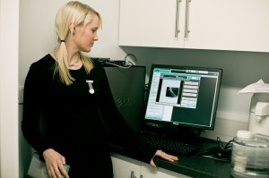 State of the Art digital X-Ray processing at Crouch Vale Vets
